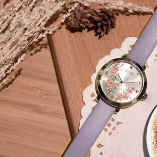 《Ingenuity Flower Angel Classic》Dazzling Smile ─ Classic Watch