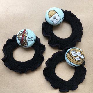 MOYA hair ring Taiwan human snacks
