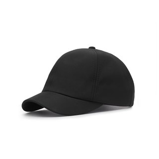 Recovery Waterproof Short Cap Hard Hat (Black)