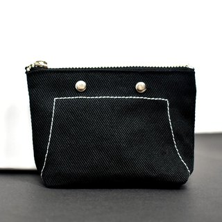 Coin purse ∣ zipper storage bag