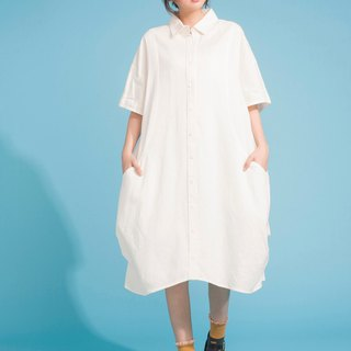 Hem length dress