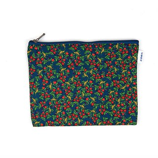 은혜직물pouch/ Small tree fruit flower bag