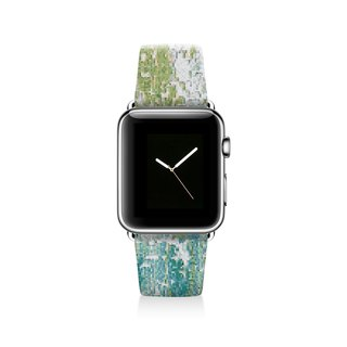 Abstract Apple watch band, Decouart Apple watch strap S032 (including adapter)
