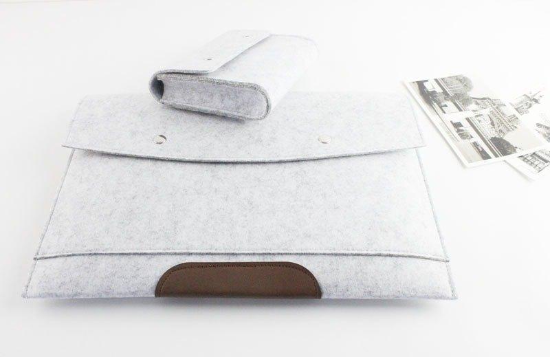 電腦保護套 電腦包 Surface Laptop 筆電包+電源/滑鼠收納包 134