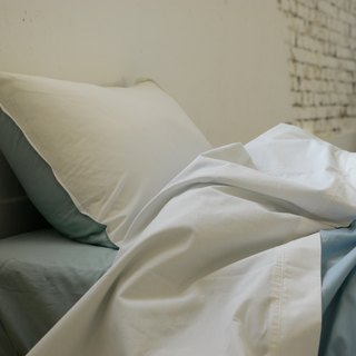 Wake me before dawn Wake up before the dawn of organic cotton single strap quilt cover