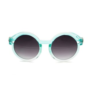 Fashion Eyewear - Sunglasses Sunglasses / Sara Lake Green