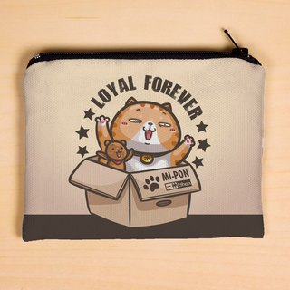 ※ a god ※ cat rice fragrance series coin purse 【Happy rice fragrance】
