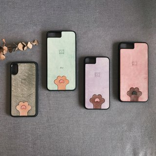 Claw Leather iPhone Case