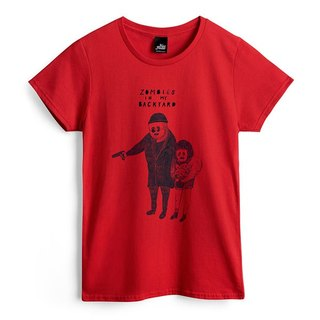 Léon & Mathilda - Red - Women's T-Shirt
