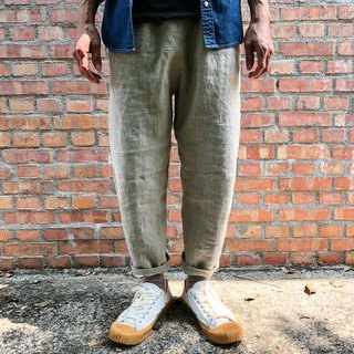 Boy's thick pound rain jute pants