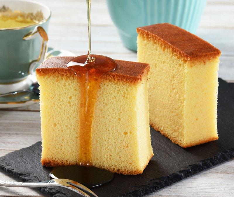 奈良櫻手作- 100%純蜂蜜長崎蜂蜜蛋糕