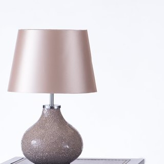 BNL00084-champagne mosaic table lamp
