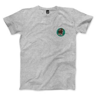Small paisiaaaaa - Deep Heather Gray - neutral T-shirt