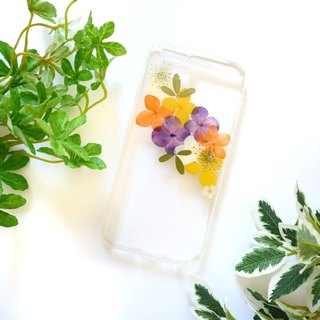 Real flower phone case [Autumn Style] - for iphone 5/5s/SE/6/6s/6 plus/6s plus/7/7plus/Samsung S4/S5/S6/S6Edge/S7/S7Edge/Note3/Note4/Note5