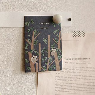 Forest Story Card Envelope Group-16 koala, E2D46459