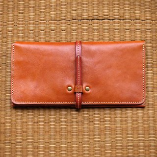 Long Wallet / Brown