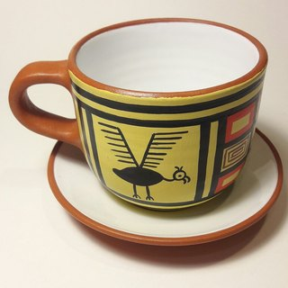 Coffee cup - Inca image