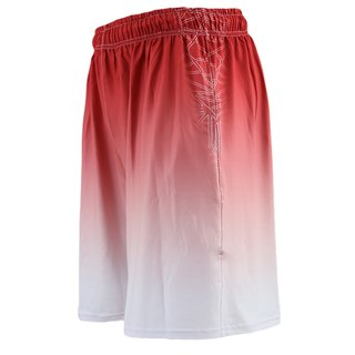 ✛ tools ✛ Gradually heated sublimation basketball # red # basketball pants