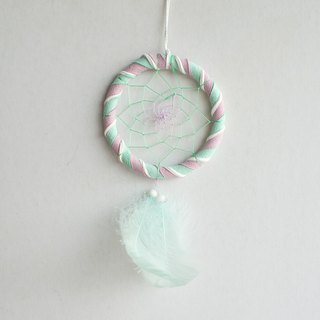 Dream Catcher 8cm - Unicorn Dream (not equal to three colors) Birthday Gift
