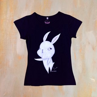 EmmaAparty illustrator T: Push down the rabbit