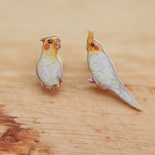 [Free Shipping] Pet Custom Earrings*Two*(please confirm the time before payment)