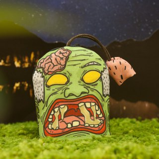 【Waterproof Key storage bag-Zombie Bald man】MKAC