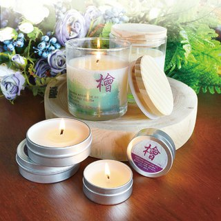 Elm essential oil candle (15g / 40g / 130g)