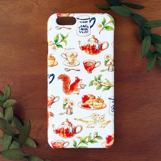 MILKTEA iPhone case