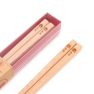 Taiwan Elm Cricket Gift Box - DI DI | Elm Chopsticks Gift Box
