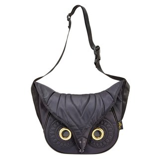 Morn Creations Genuine Classic Owl Side S-Black (OW-202)
