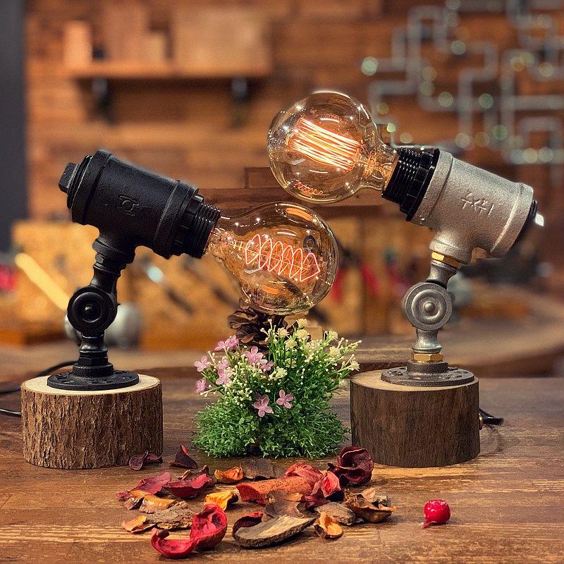 探險家造型桌燈-禮物/生日禮物/手作禮物