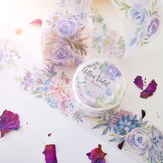 Flower Blossom Tape - Special Oil + Release Paper