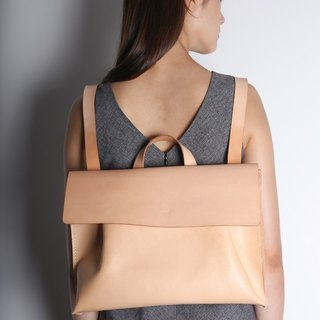 Different Materials - Backpack