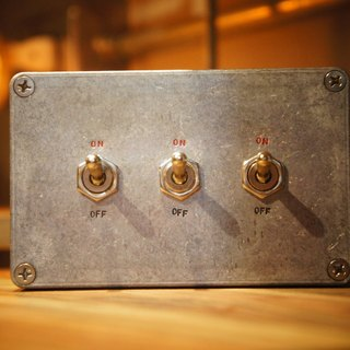 Edison-industry retro / industrial wind / LOFT / industrial switch / supreme / three open