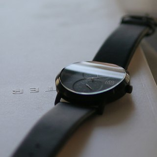 MUSE 7100 Special Reading Watch - Fog Black