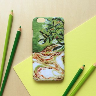 Fruit Tree. Matte Case( iPhone, HTC, Samsung, Sony, LG, OPPO)