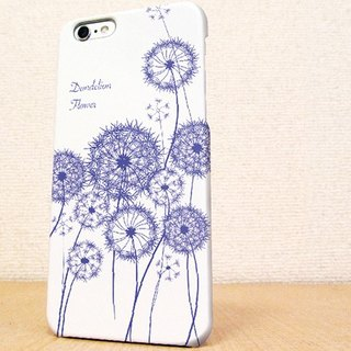 (Free shipping) iPhone case GALAXY case ☆ Dandelion2