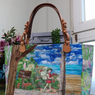 Strawberry fairy series shoulder bag