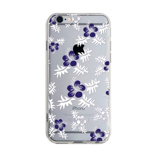 Purple Flower Samsung S5 S6 S7 note4 note5 iPhone 5 5s 6 6s 6 plus 7 7 plus ASUS HTC m9 Sony LG G4 G5 v10 phone shell mobile phone sets phone shell phone case