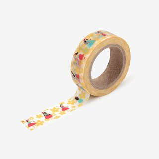 Dailylike single roll of paper tape -103Hula, E2D03855