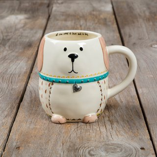 Styling Mug - Dog 16oz ∣ MUG242