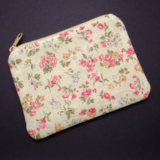 Zipper pouch / coin purse (padded) (ZS-193)