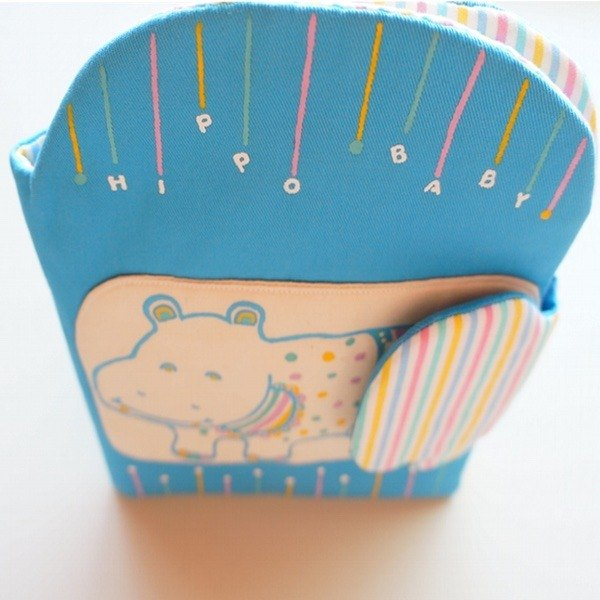Twin baby hippo manual sets (two can be set to manual)