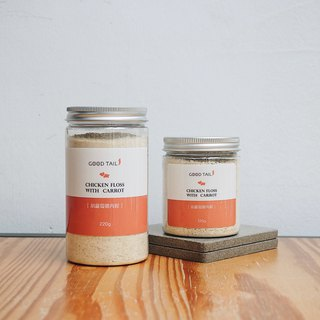 [Dog and cat food] Carrot chicken pine - picky eaters do not drink water
