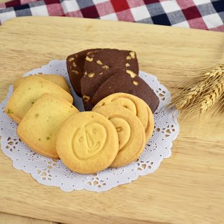 Pleasant children. Handmade cookies [share lunch tea group -100 pieces] single package
