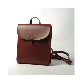 Leather Backpack Shoulder bag