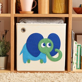 American kaikai & ash Toy Storage Box - Witty Elephant