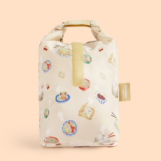 Good day | Pockeat green food bag (big food bag) - Taiwanese snacks