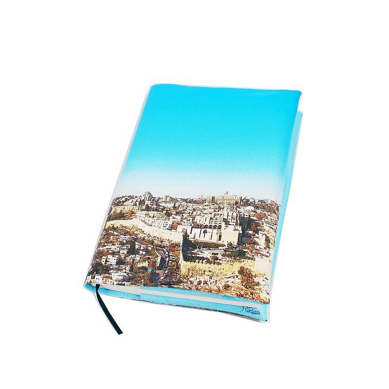 耶路薩冷。城---訂製聖經套/書套