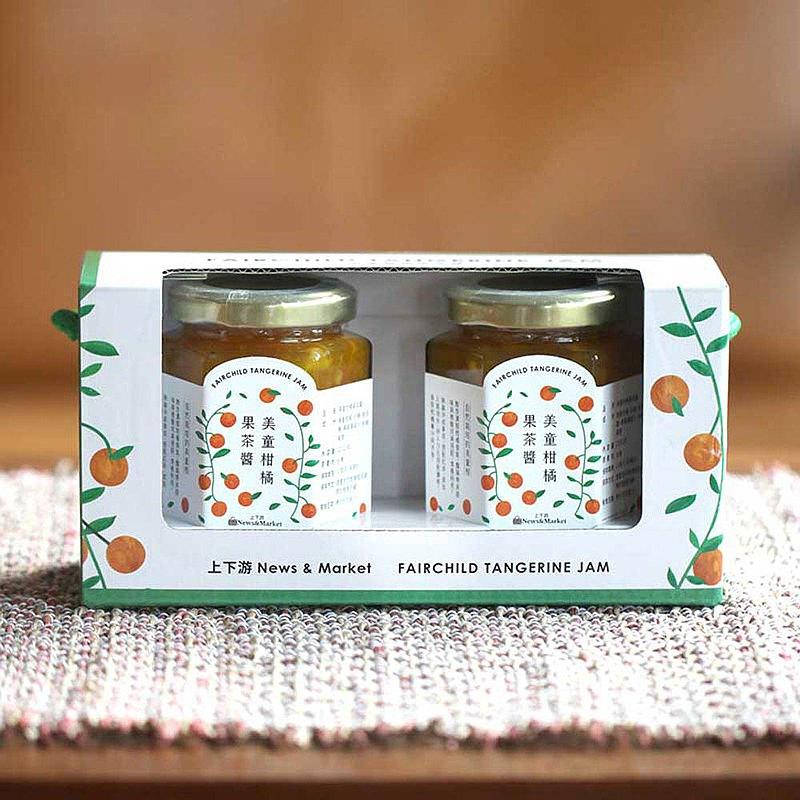 美童柑果茶醬禮盒